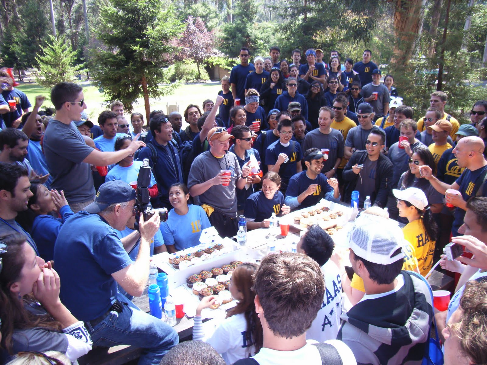 Berkeley / Haas MBA Essay Questions 2018-2019